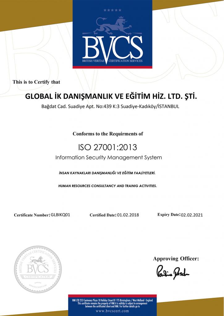 global-iso-sertifika-27001